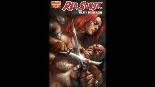 [New Story] Red Sonja:Wrath Of The Gods Issue #4