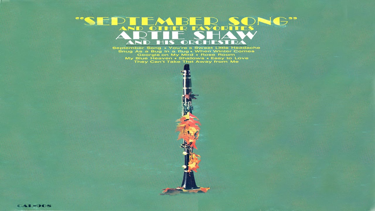 Artie Shaw Yesterdays Artie Shaw Tony Pastor Artie Shaw And His Pagebd Com