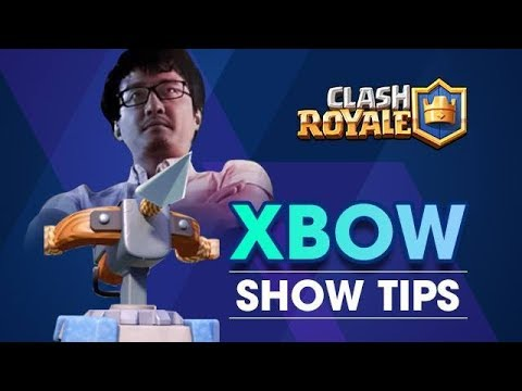 HOW TO PLAY XBOW DECK - SHOW TIPS