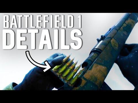 Battlefield 1 Details - Vol.1