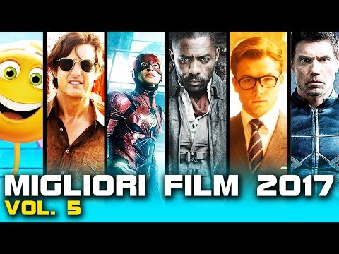 I MIGLIORI FILM DEL 2017 - Trailer Compilation Vol. 5
