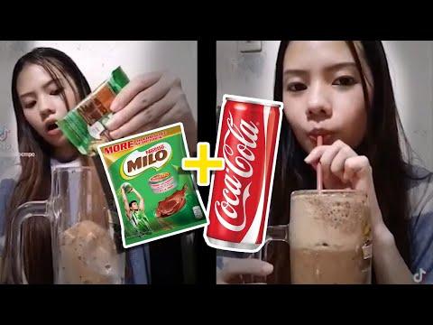 MILO + COCA COLA EXPERIMENT! (Ano kaya lasa nito?)
