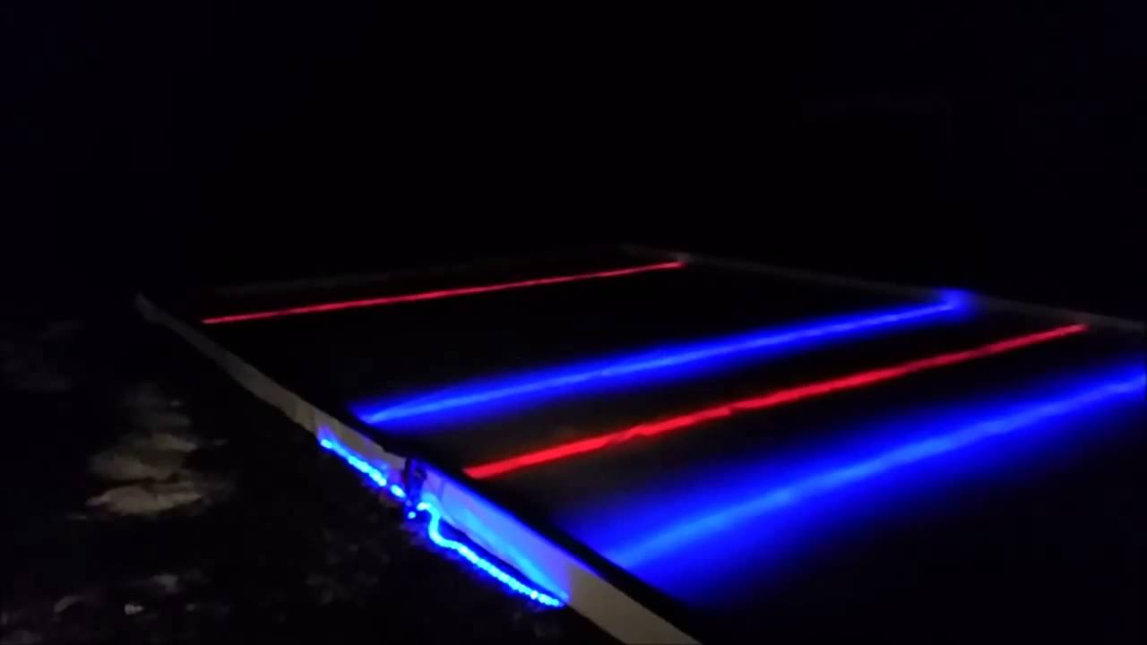 Backyard Ice Rink Lights backyard ice rink daytime and nightime with led lights - youtube