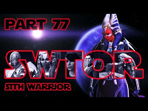 STAR WARS: The Old Republic - Sith Warrior - Part 77