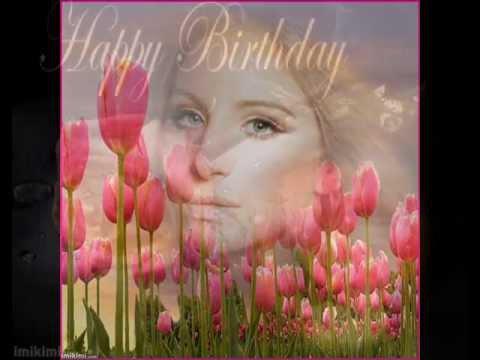 barbra streisand birthday TO BARBRA STREISAND, HAPPY BIRTHDAY, HAPPY 71, WITH LOVE.   YouTube barbra streisand birthday