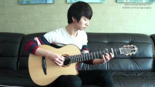 Repeat youtube video (Yiruma) River_Flow_in_You - Sungha Jung (Classical Guitar)