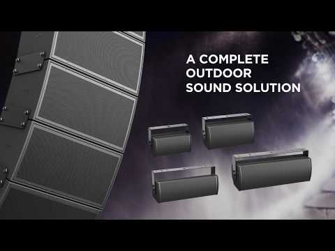Introducing Bose ArenaMatch DeltaQ Loudspeakers