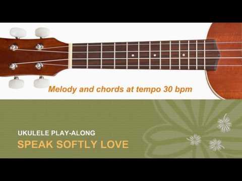 BEST Ukulele Lesson - Speak Softly Love (Theme From
