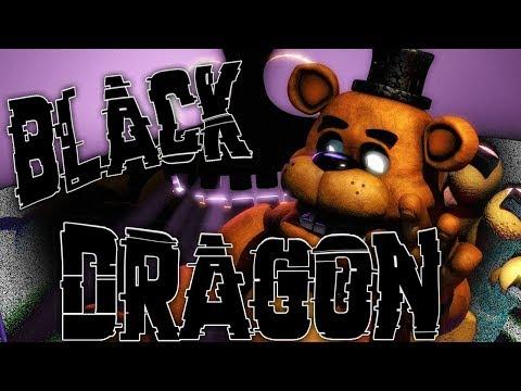 [SFM FNaF] Black Dragon : By the Vines