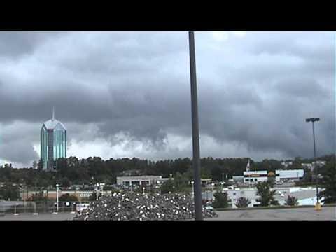 Tornado in Durham/North Carolina