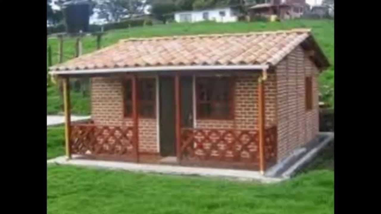 Como construir uma casa mais barata constru tec youtube for Casa barata