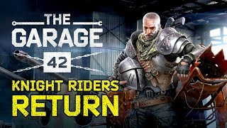 NEW WEAPONS Knight Riders return Crossout the Garage 42