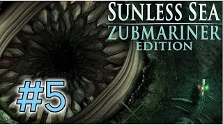 [Episode 5] Sunless Sea: Zubmariner Edition PS4 Gameplay [New Add-Ons?]