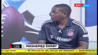 Scoreline: Mashemeji derby interview