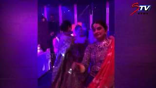 actors Sridevi last dance in Dubai wedding |STV