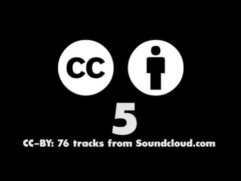 CC-BY: 29 tracks from Soundcloud.com