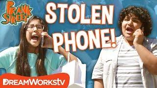 Stolen Phone Prank   PRANK STREET