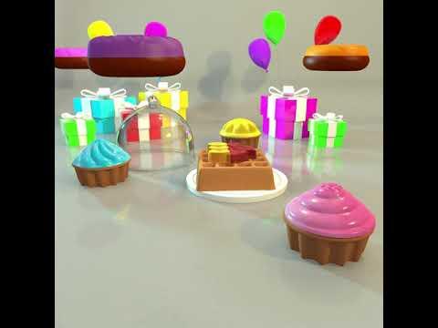 Cupcake, Donut ve Waffle ile tatlı hazzını katlayan Bebeto'nun en yeni lezzeti 'Dessert Mix'