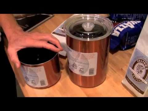 & Crew Review: Airscape Storage Container