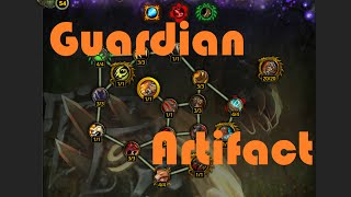 Best Path for Leveling Up Your Artifact Weapon and Why - Guardian Druid