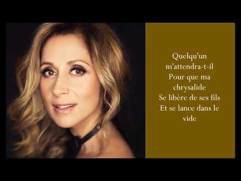 Papillon - Lara Fabian - (Lyrics)
