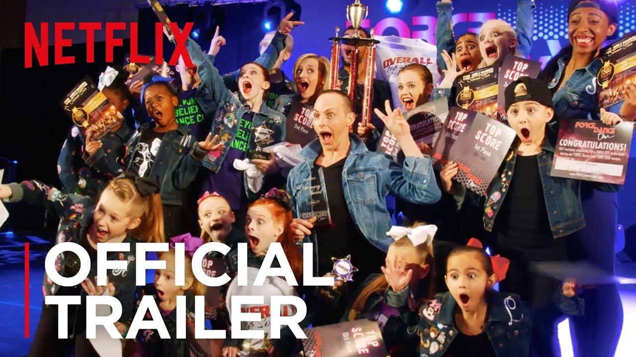 Dancing Queen Official Trailer Hd Netflix Youtube