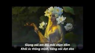 YÊU EM CHẲNG PHẢI TÌNH CỜ - Nhạc Võ Tá Hân - Thơ Sóng Việt Đàm Giang