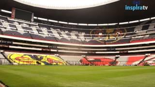 Vagabundeando Estadio Azteca