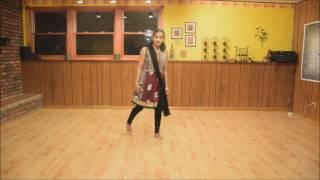 Eight Step No Spin Garba with Vidya Nahar