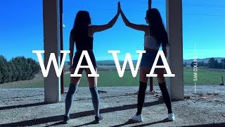 Wa Wa - Sam collins (Dance Video) / #TWERK / ElenaFdez ft Iriam!