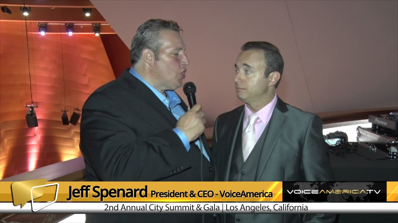Jeff Spenard Interviews Noah StJohn at the City Summit