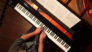 Recuerdos de la Alhambra - Francisco Tárrega - PIANO SOLO P. Barton