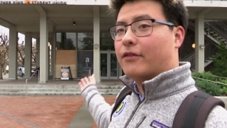 Berkeley Students Unhappy With Protest Violence