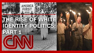 The rise of White identity politics