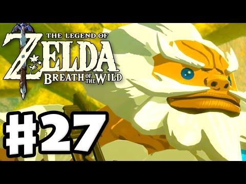 Daruk Memory - The Legend of Zelda: Breath of the Wild - Gameplay Part 27
