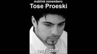 Tose Proeski - Poljsko Cvijece