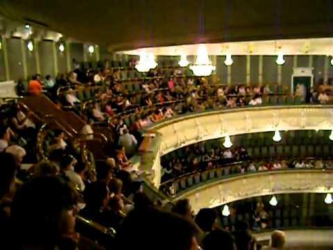 Большой театр Новая сцена, Москва - YouTube
