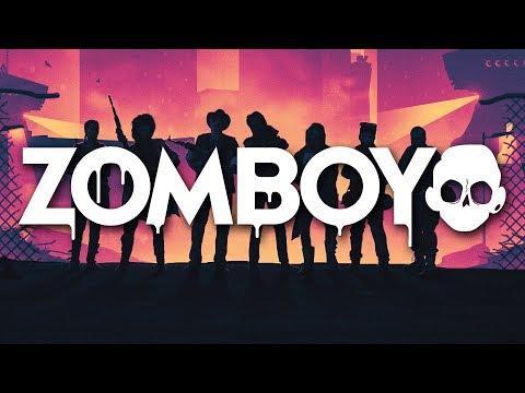Zomboy - End Game (Lyric Video) |