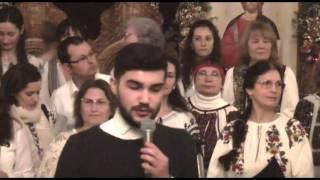 psalt Marian Ştirbei - In noaptea sfanta de Craciun