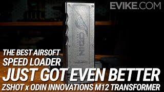 The BEST Airsoft Speed Loader Just Got Even Better - ZShot x Odin Innovations M12 Transformer