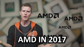 Will AMD Be Competitive in 2017?