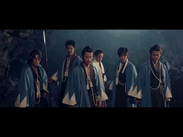 映画『幕末奇譚 SHINSEN5~剣豪降臨~』予告編