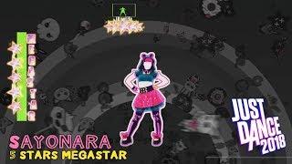 Just Dance 2018: Sayonara - 5 Stars MEGASTAR