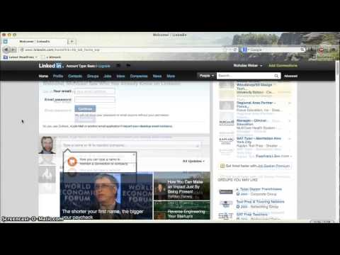 How to Improve Your LinkedIn Profile for Actuaries