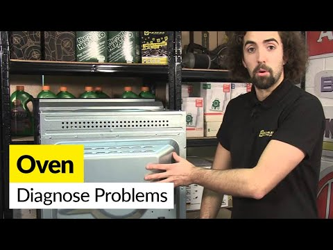 How to Diagnose Problems with your Oven