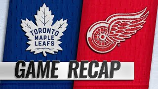 Matthews nets two, Tavares adds four assists in win
