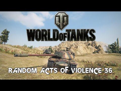 World of Tanks - Random Acts of Violence 36