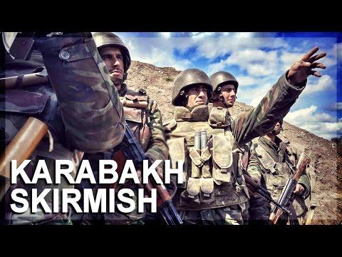 Armenian - Azerbaijani skirmish