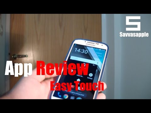 Review : Easy Touch (App Review)