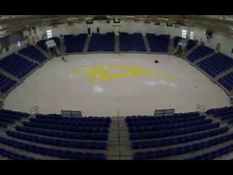 Chaps Get New Floor In The Rip Griffin Center Youtube